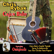 Chris Rybak - Cajun Baby CD (2016)