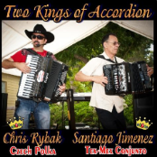 Chris Rybak & Santiago Jimenez - Two Kings of Accordion (2011)